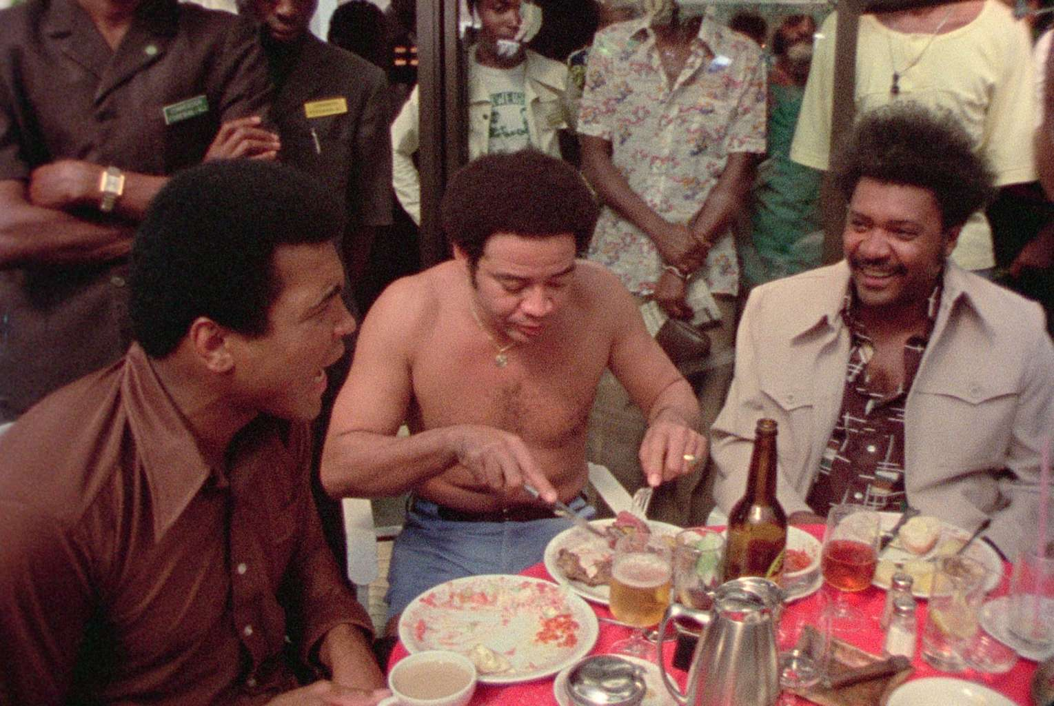 Mohammed Ali, Bill Withers & Don King