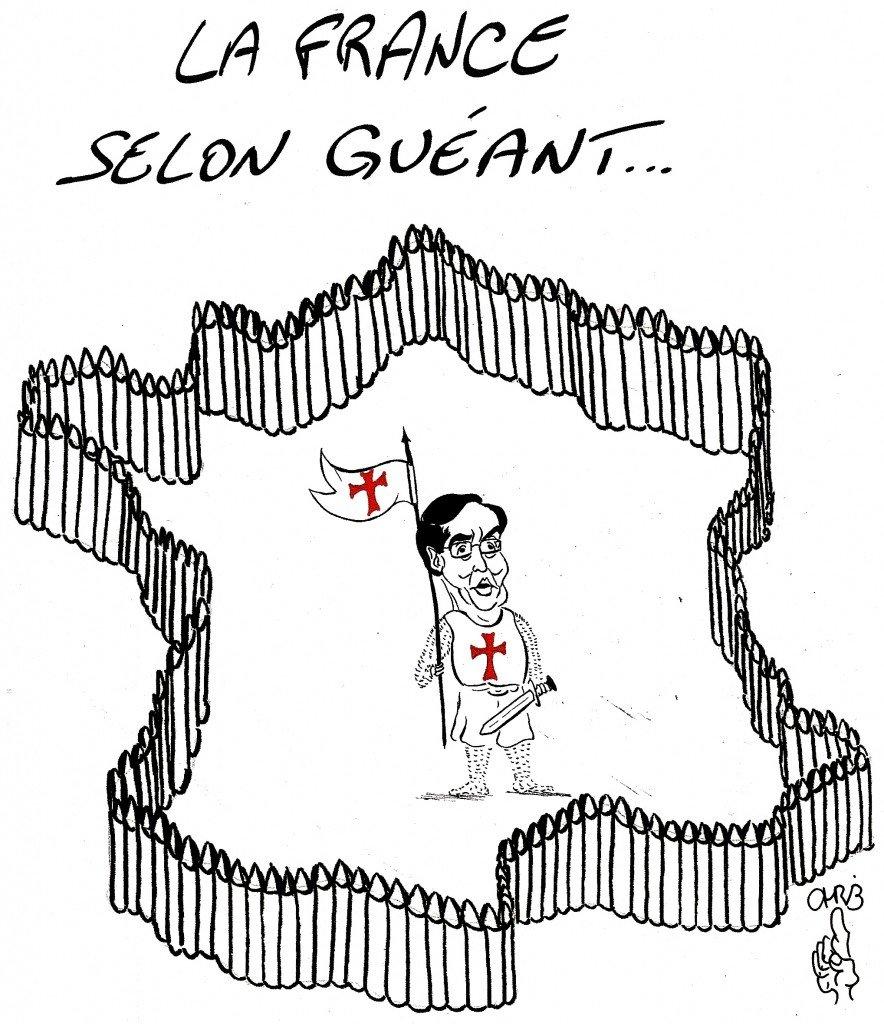 Claude Guéant, thuriféraire des idées frontistes dans La Société en question(s) 1745966792