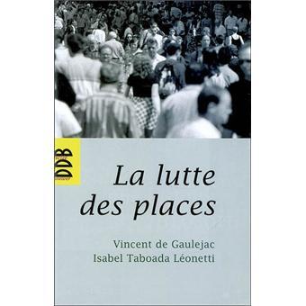 DVD Lutte-des-places